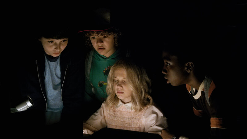 stranger things creators on barb eleven and how glitter delayed