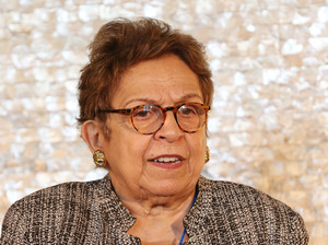 Donna Shalala is head of the Clinton Foundation.