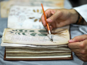 The so-called Voynich Manuscript, a small unassuming book usually stored in a Yale University vault, is one of the most mysterious books in the world. A small publishing house in northern Spain has finally secured the right to replicate the document.