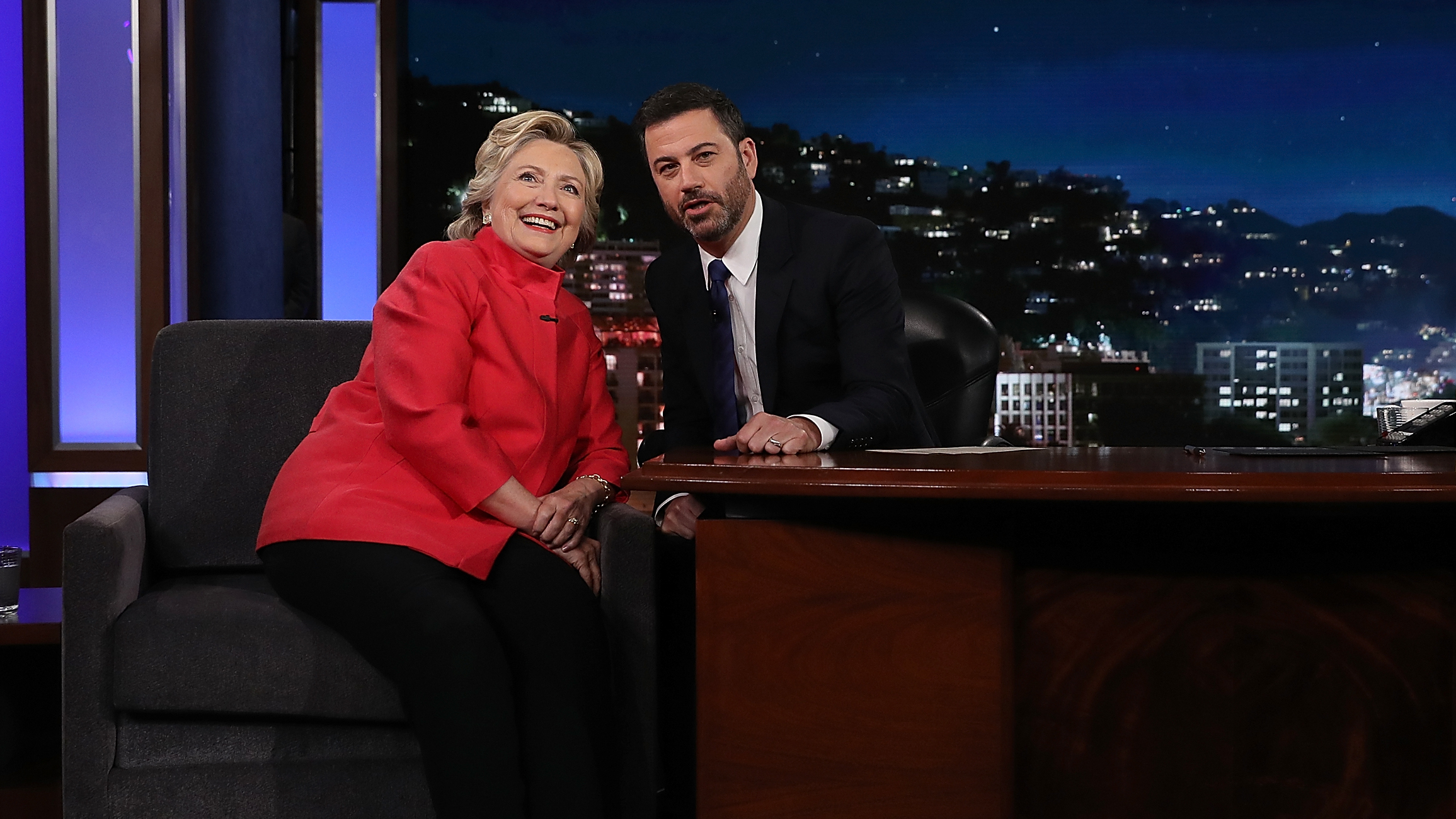 Clinton Opens Pickle Jar In Response To Health Rumors