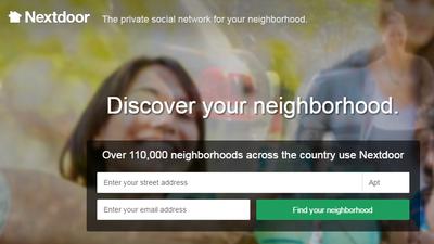 Social Network Nextdoor Moves To Block Racial Profiling Online