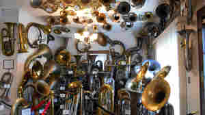 A Museum With Nearly 300 Brass Horns: You've Gotta See It Tuba-lieve It