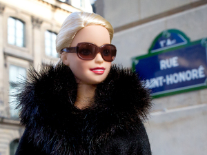 Barbie has taken over Paris — she has her very own exhibition at Les Arts Décoratifs.