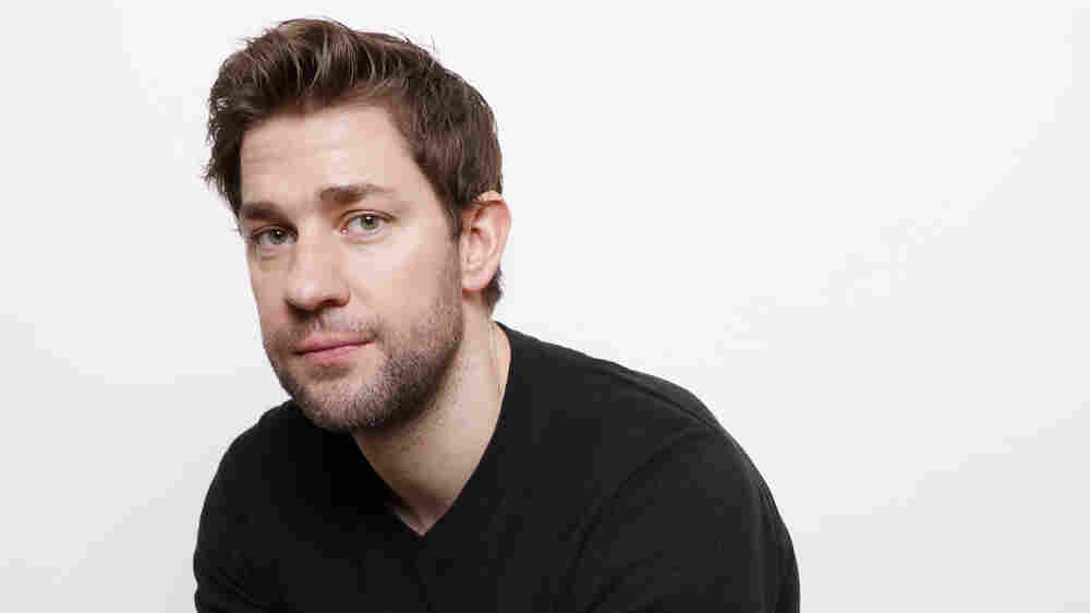 Actor John Krasinski Takes Stock Of His 'Lottery-Ticket Life'