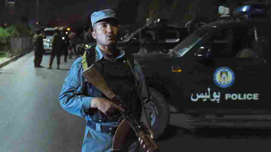 Police Say Attack On American University Of Afghanistan In Kabul Is Over