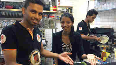 He Used To Live On The Streets Of Mumbai. Now, His Cafe Welcomes Everyone