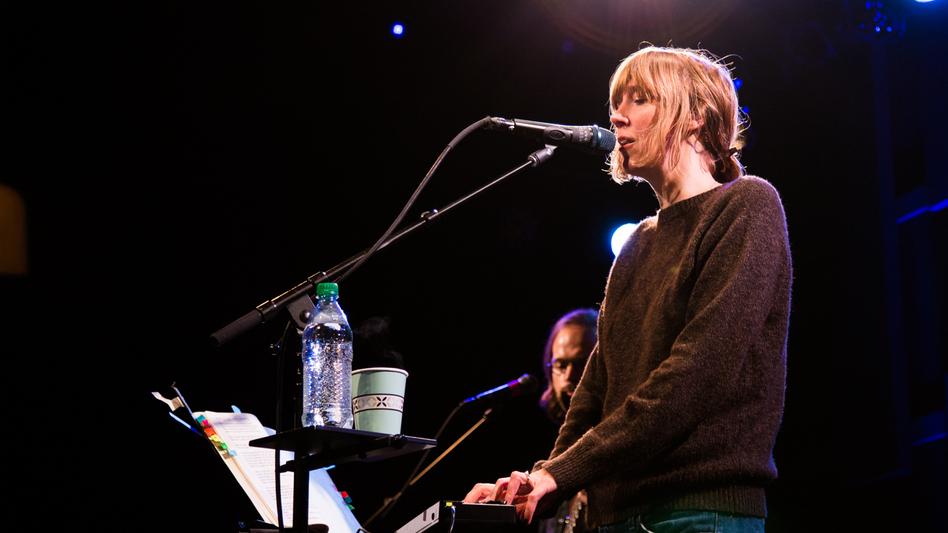 Beth Orton performs live for <em>World Cafe.</em>