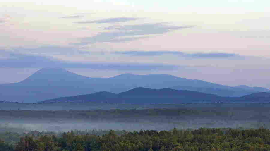 In Maine, Land From Burt's Bees Co-Founder Is Declared A National Monument