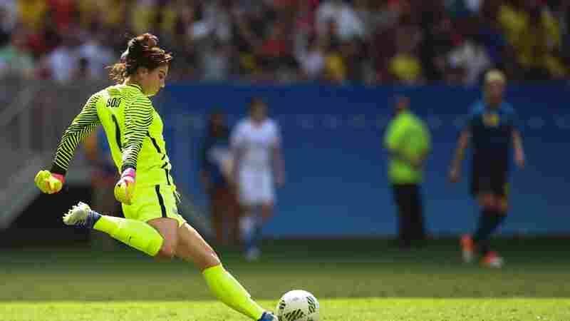 U.S. Women's Soccer Team Suspends Hope Solo For Sweden Comments