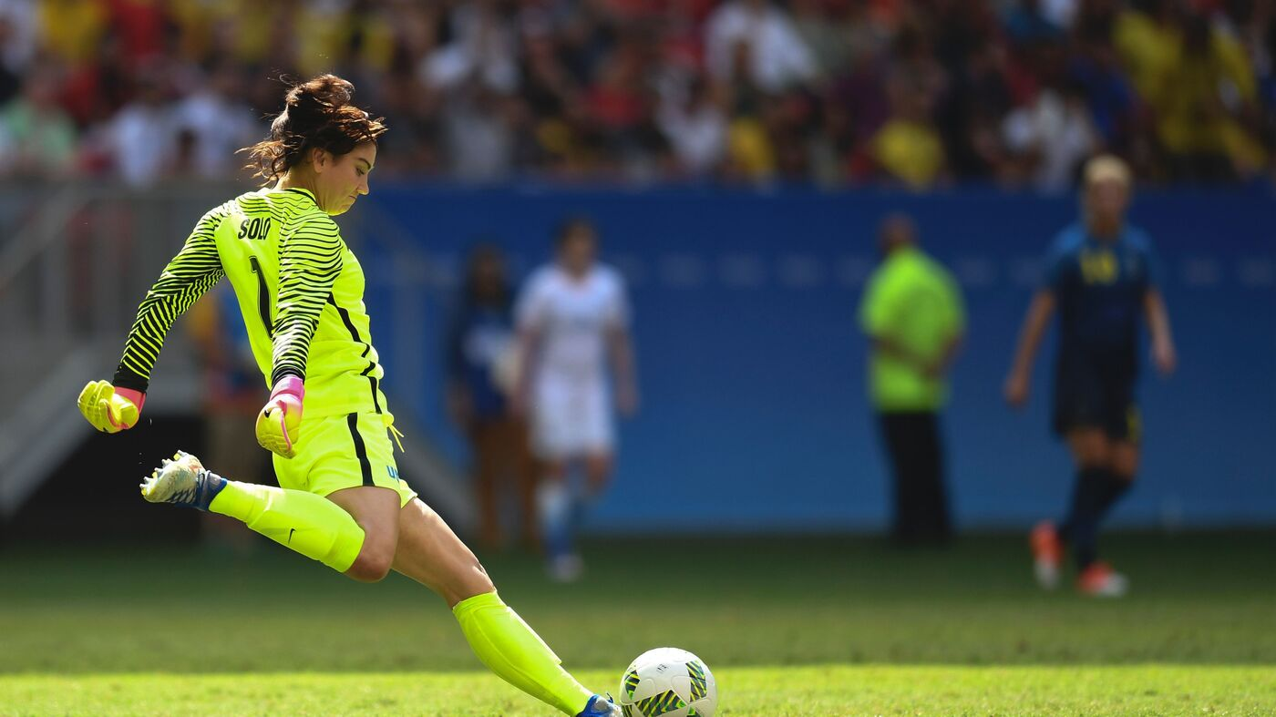 Solo: Hope Solo Suspended For 6 Months Over Sweden 'Coward