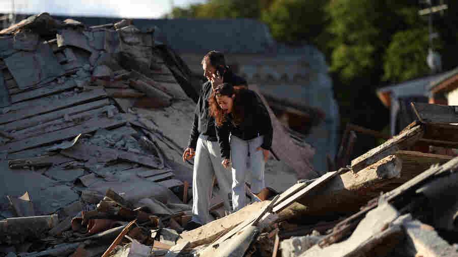 Magnitude 6.2 Earthquake In Central Italy Reportedly Kills Dozens