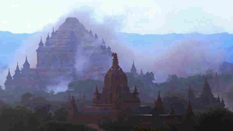 Earthquake Rattles Myanmar And Neighboring Countries