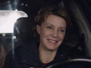 Beatrice Mancini, Stefano Abbati and Margherita Buy in Mia Madre.