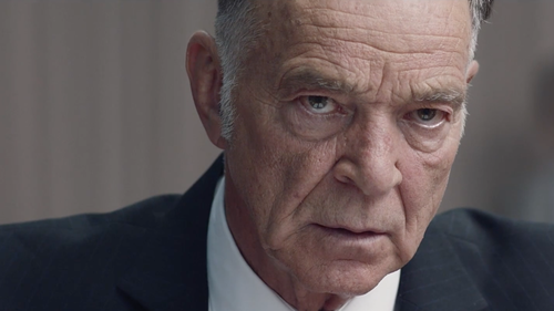 The short film is a powerful statement on the dysfunction of this year's political season.