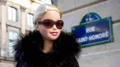 Bonjour, Barbie! An American Icon Packs Her Heels And Heads To France