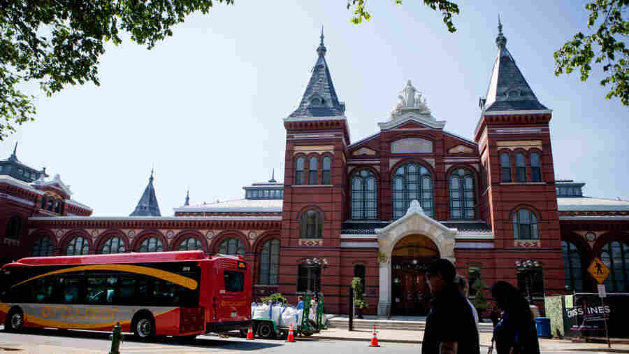 Belle Of The Mall: Saving Smithsonian's Jewel-Like Arts And Industries Building