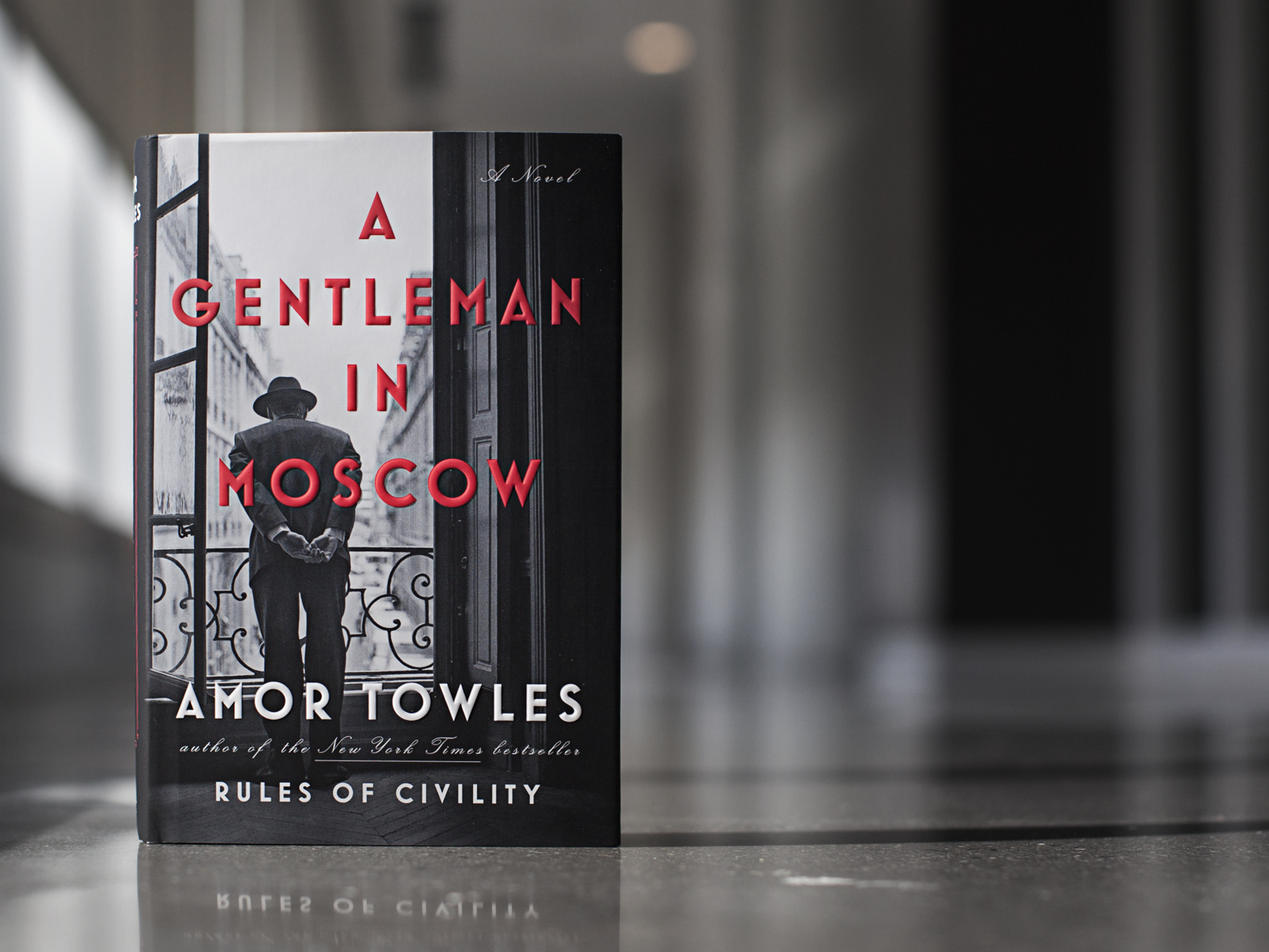Book Review A Gentleman In Moscow By Amor Towles Npr