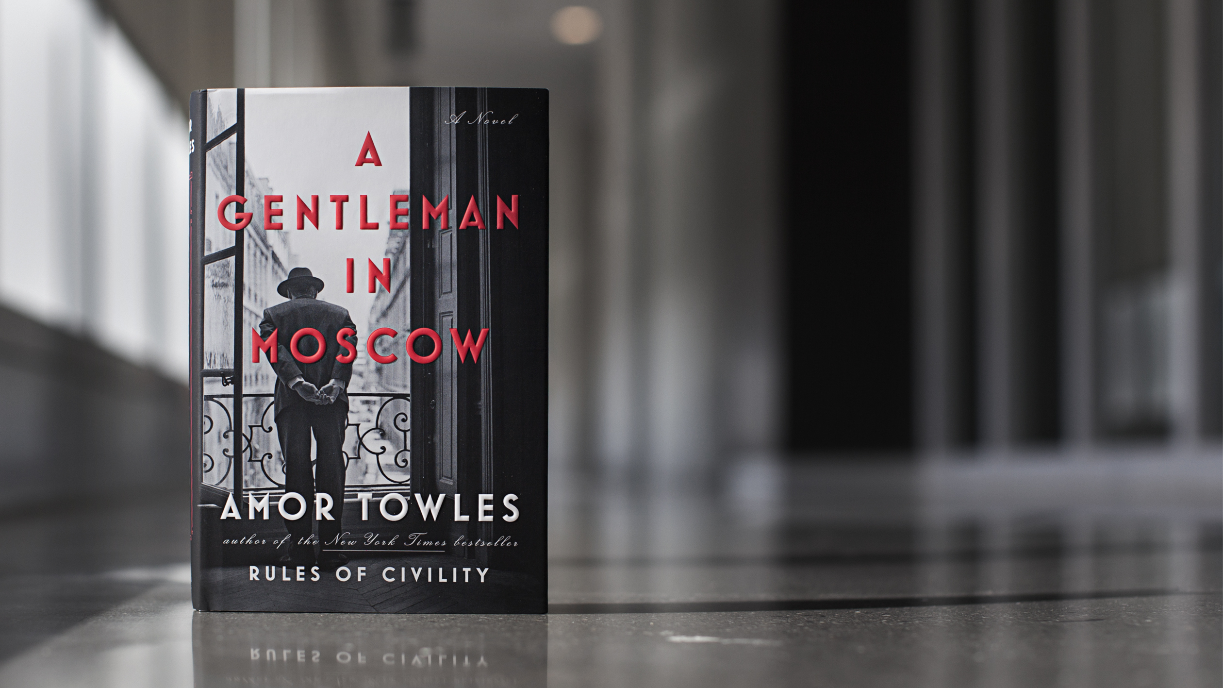 Book Review u0027A Gentleman In Moscowu0027