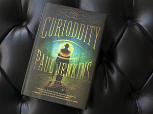 Curioddity by Paul Jenkins (Emily Bogle/NPR)
