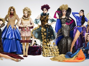 Behold the assembled contestants of RuPaul's Drag Race All Stars, Season 2.