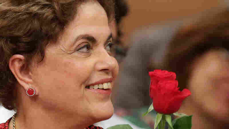 Beginning Of The End? Impeachment Trial Opens For Brazil's Dilma Rousseff