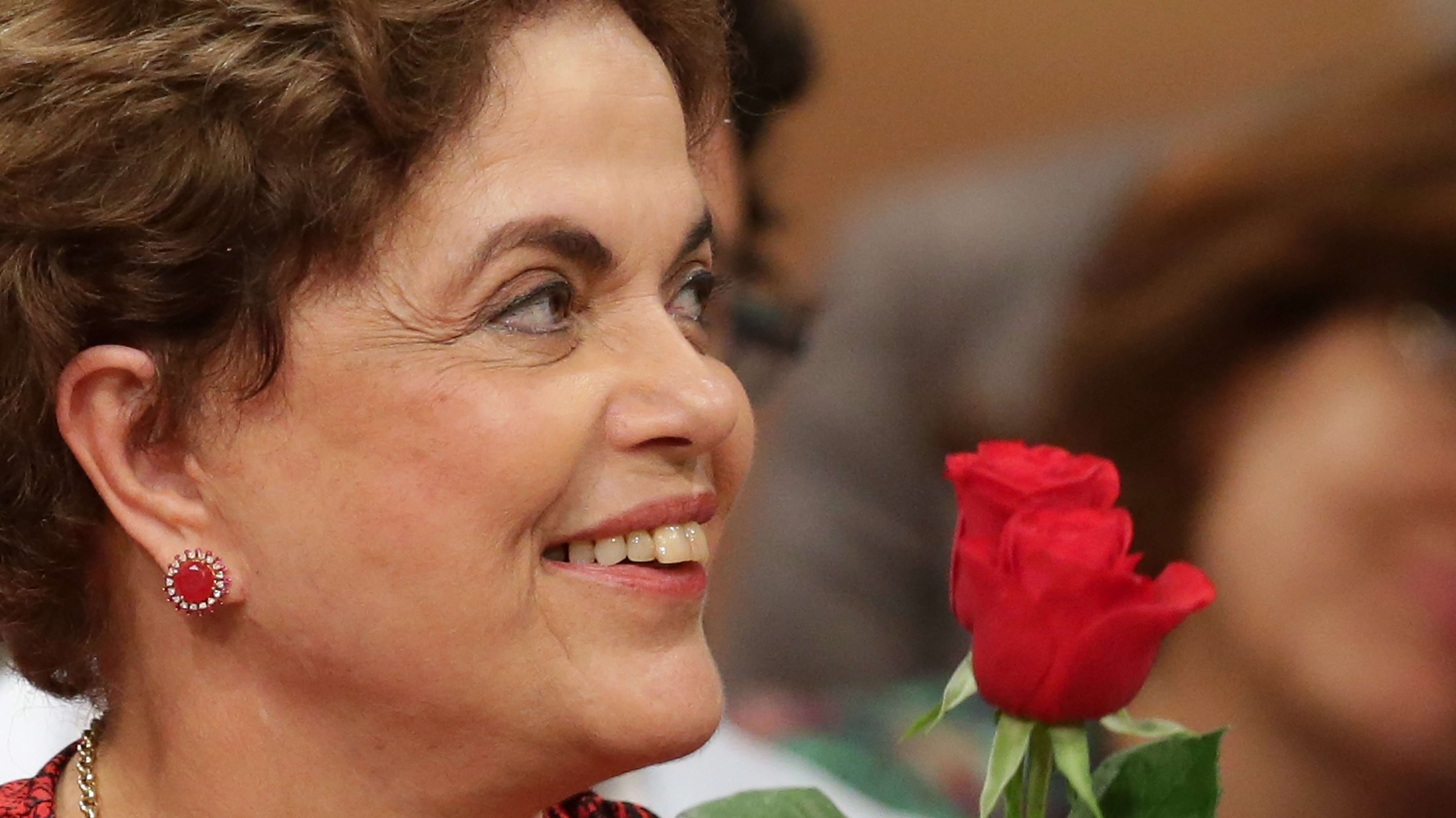 Impeachment Trial Opens For Brazil's Dilma Rousseff