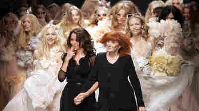 Sonia Rykiel, Designer Known As The 'Queen Of Knitwear,' Dies