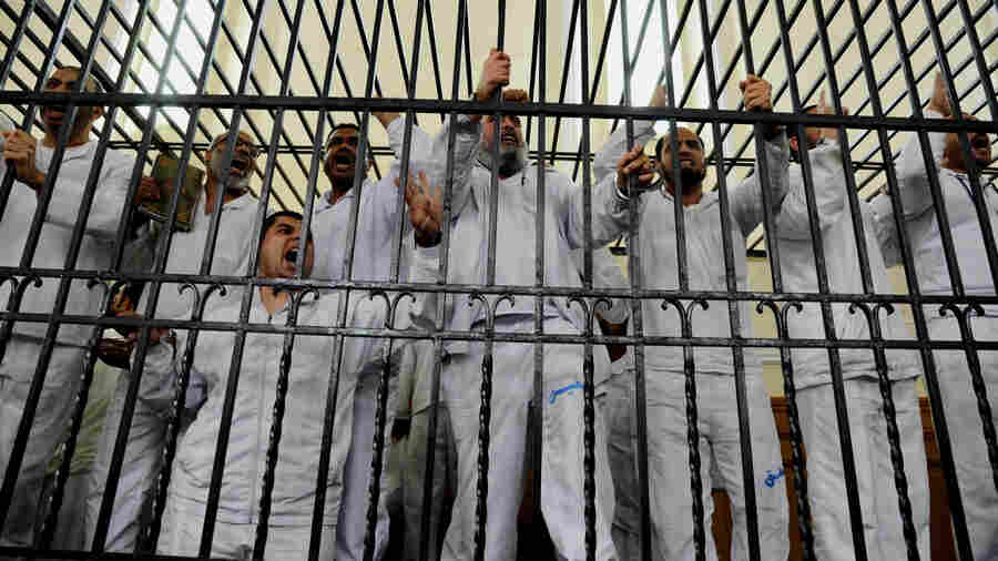 As Egypt's Jails Fill, Growing Fears Of A Rise In Radicalization