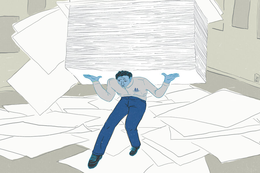 After 25 Years, This Teacher Says It's All The Paperwork That Made ...