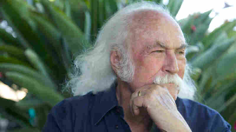 Songs We Love: David Crosby, 'The City'