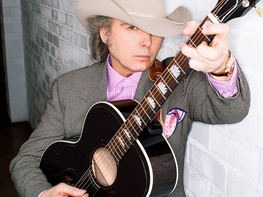 dwight yoakam suspicious minds