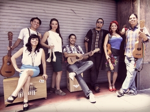 "Las Cafeteras' ""La Bamba Rebelde"" is featured in this Latin Roots segment."