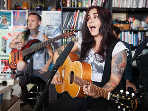 Tiny Desk Concert with Nina Diaz.