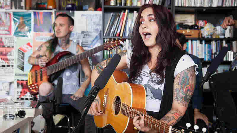 Nina Diaz: Tiny Desk Concert