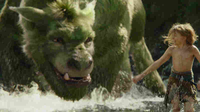 Pop Culture Happy Hour: 'Pete's Dragon' And Kids And Their Monsters