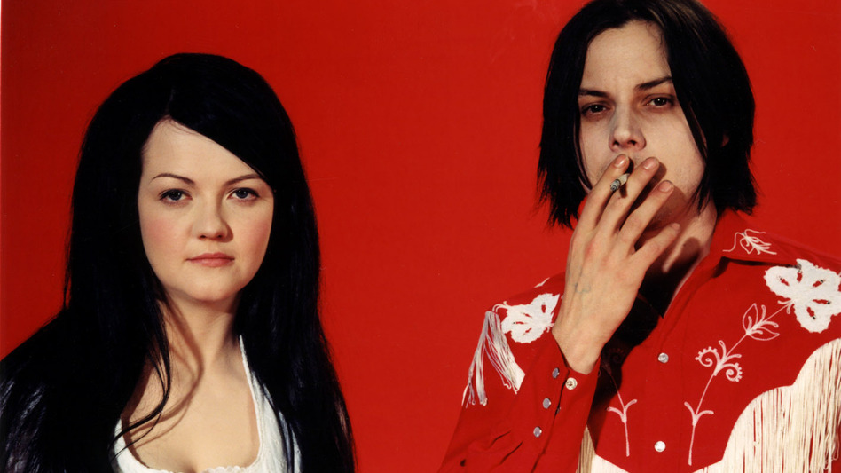 The White Stripes. (Courtesy of the artist)