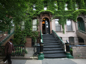 Langston Hughes lived in this Harlem brownstone for the last 20 years of his life. Now, Renee Watson hopes to turn it into a hub for artists from underrepresented communities.