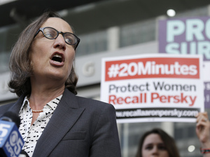 Stanford law professor Michele Dauber has spearheaded a campaign to recall Superior Court Judge Aaron Persky, who sentenced an ex-Stanford University swimmer to six months in jail for sexually assaulting an unconscious woman.