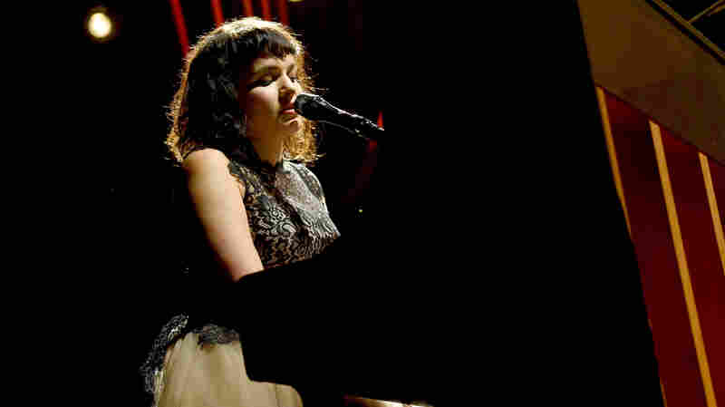 Norah Jones On Piano Jazz