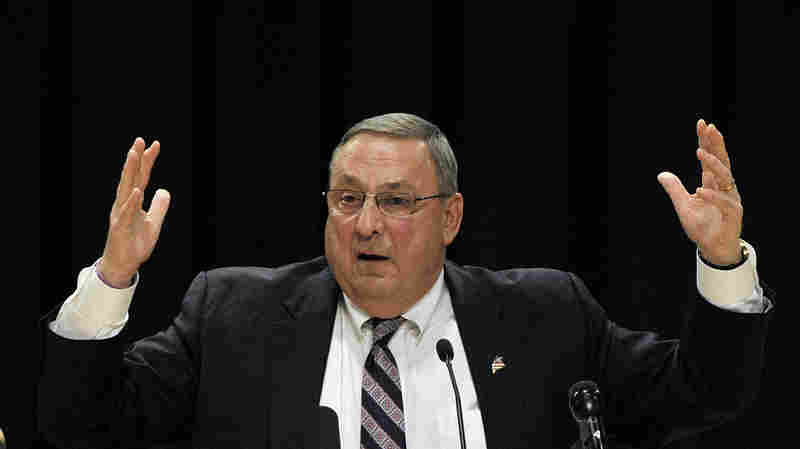 LISTEN: Maine's Governor Unleashes Obscenities On Lawmaker Who Criticized Him