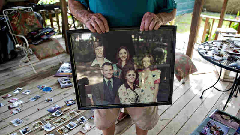 After Louisiana Floods, A Photographer Finds Resilience