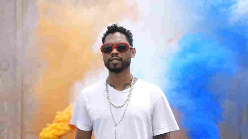 Watch Miguel Explore His Creative Process In 'Noteworthy'