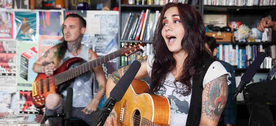 Nina Diaz: Tiny Desk Concert