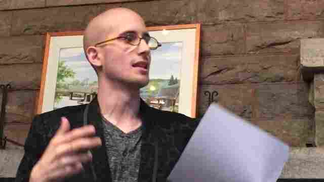 Max Ritvo, Poet Who Chronicled His Battle With Cancer, Dies At 25