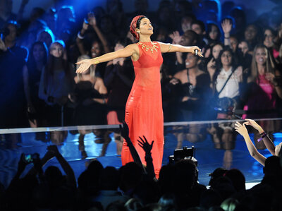 At MTV's Video Music Awards, It's All About 'Moments'