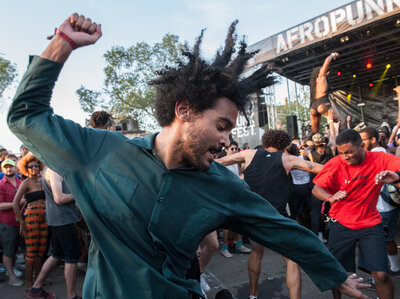 AfroPunk Acts To Free Your Mind And Your ... Ears
