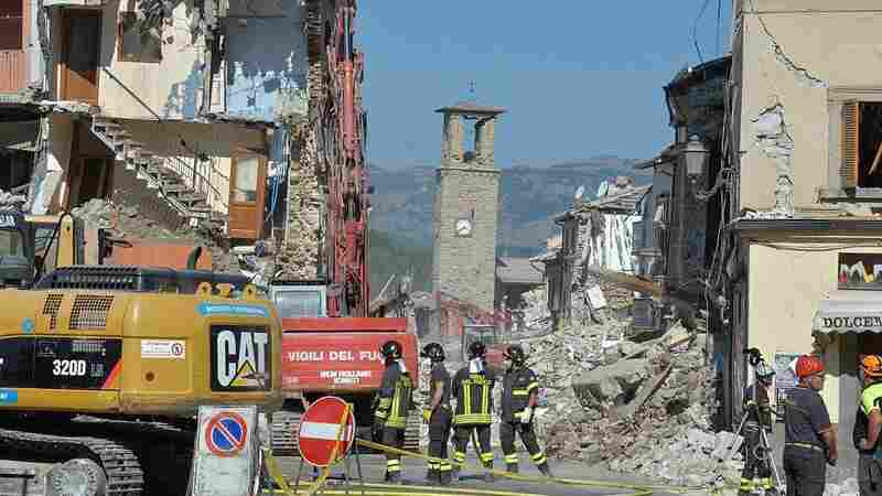 Campaign From Italian Museums Aims To Help Earthquake Relief Efforts