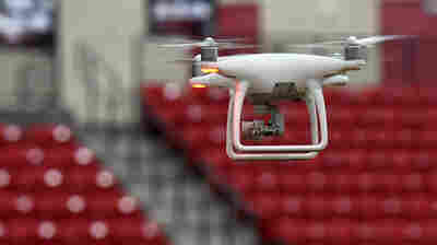 FAA Expects 600,000 Commercial Drones In The Air Within A Year