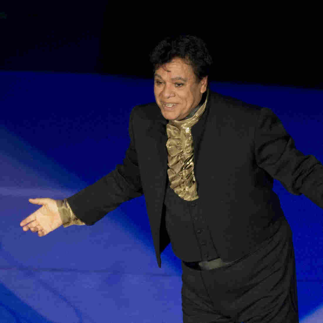Remembering Juan Gabriel With NPR's Felix Contreras, Adrian Florido And Eyder Peralta