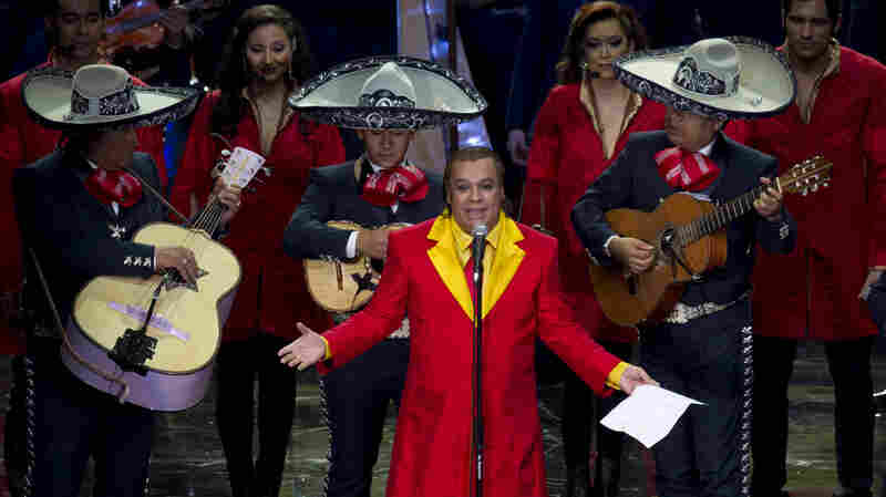 Check Out This 1999 Profile Of The Late, Great Juan Gabriel